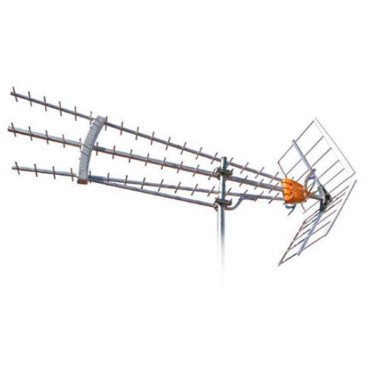Antenna UHF DAT-HD BOSS 75 G 12:19dB A/R 32dB