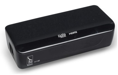 DECODER DGTV DVB-T2 HD USB- HDMI-SCART USB PLAYBACK