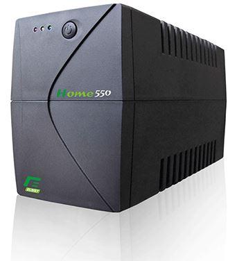 Gruppo statico di continuità ELSIST HOME 550 - 550VA LED+AVR