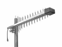 Antenna GSM+DCS+UMTS 54 ELEMENTI