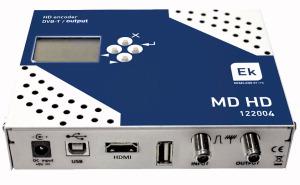 Modulatore + encoder 1 HDMI FullHD DVB-T/T2 EK