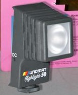 50W Video Light for Sony and Panasonic Camcorder Accu HL50