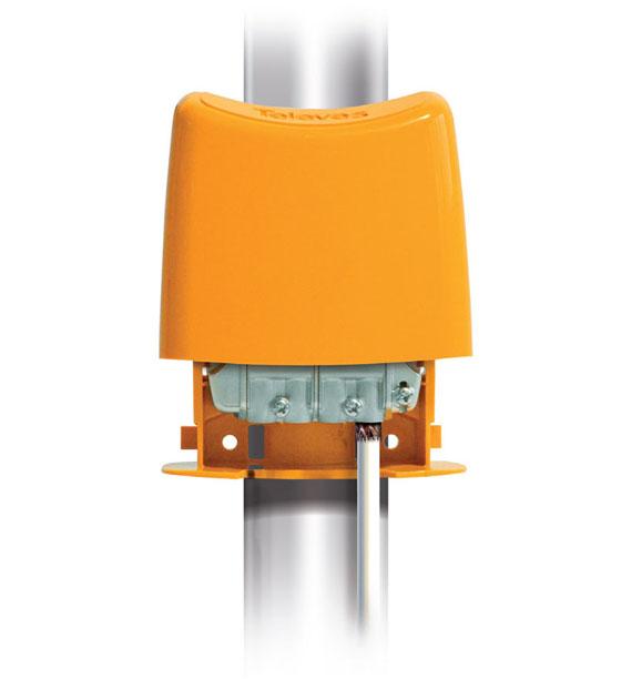 Filtro LTE da palo con tecnologia BOSSTECH e guadagno di 15dB con CAG