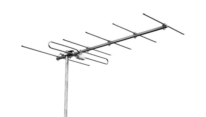 Antenna Tv digitale SILVER K. 5-12 EL. 6