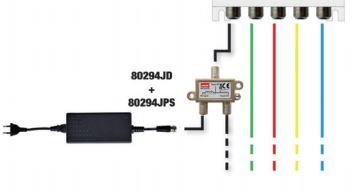 PSU X DCSR 100-240V/20VDC 3, 25A F