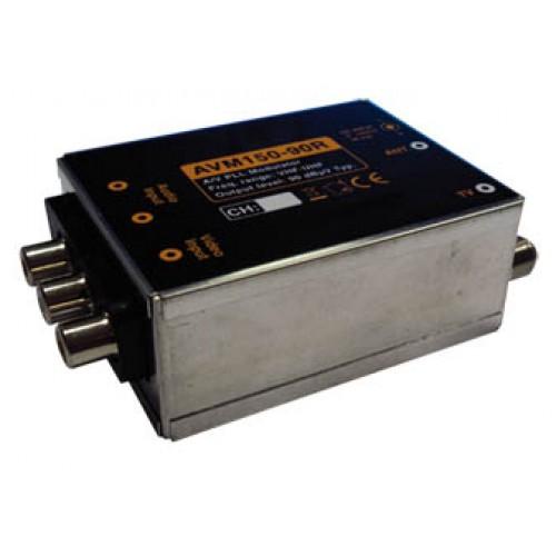 MODULATORE PLL VHF-UHF 90dBuV RCA