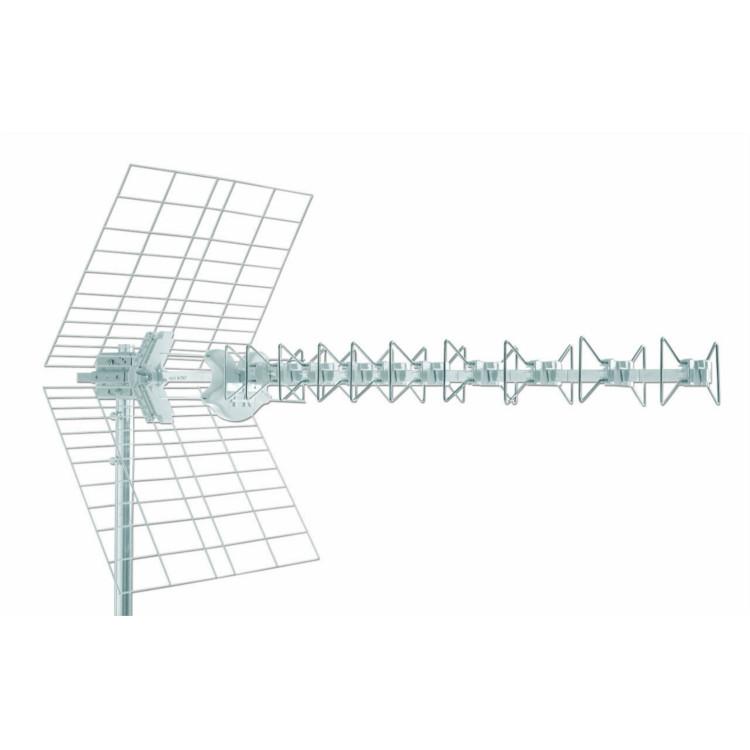 Antenna UHF BLU 10 HD LTE G 10:15dB A/R 30dB