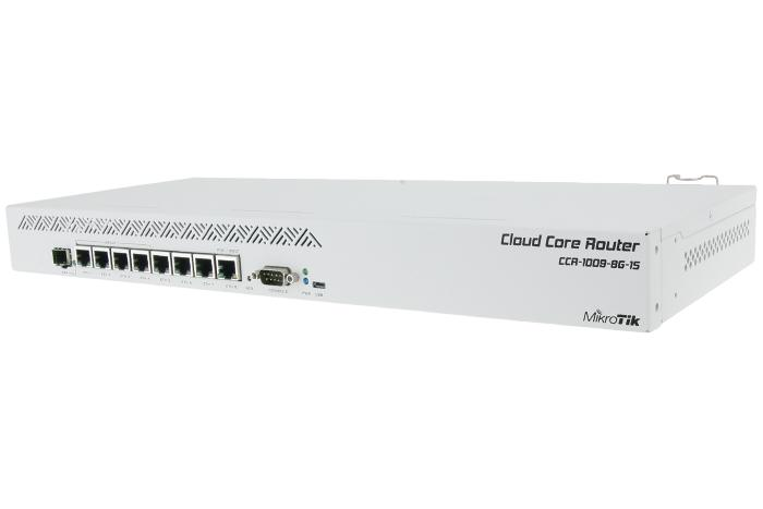Cloud core series 1009 mikrotik