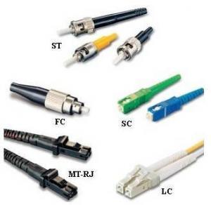 FC/PC TO FC/PC FIBER OPTIC ADAPTOR