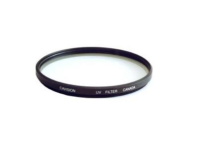 Round Clear Glass Protection Filter 82mm FTG82