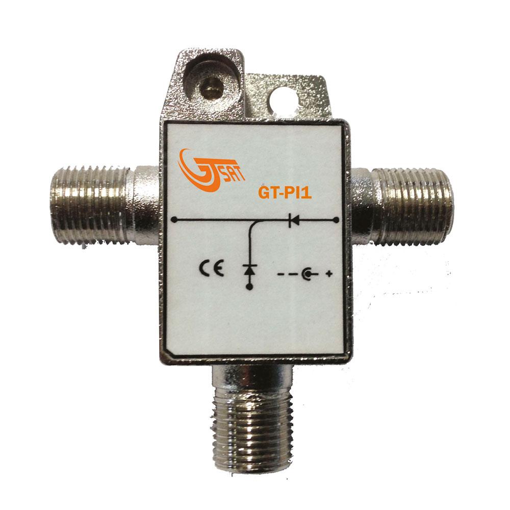 Inseritore tensione con PSU 15V 0,8A x dLNB