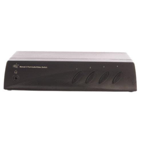 Switch Audio Video Analogico con 2 ingressi