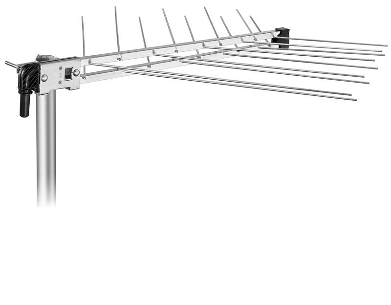 Antenna Log III/IV/V 9:11,5dB E5:69 A/R 24/32dB 124cm