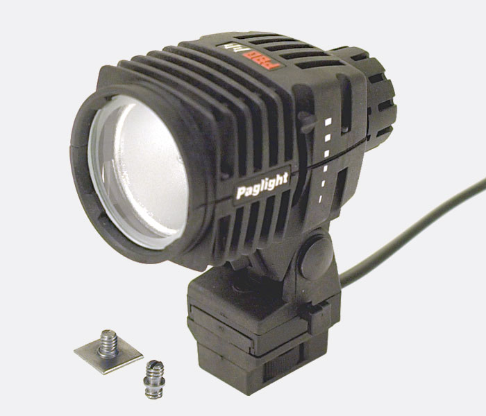 Camera Light with XLR-4 Connector