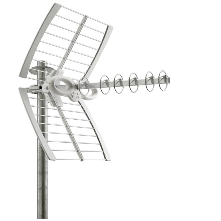 Antenna UHF Sigma 6 HD LTE G 13:15dB A/R 32dB