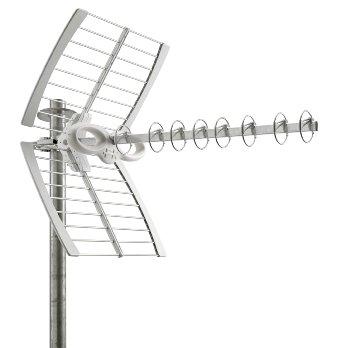 Antenna UHF Sigma 8 HD LTE G 13:16dB A/R 32dB