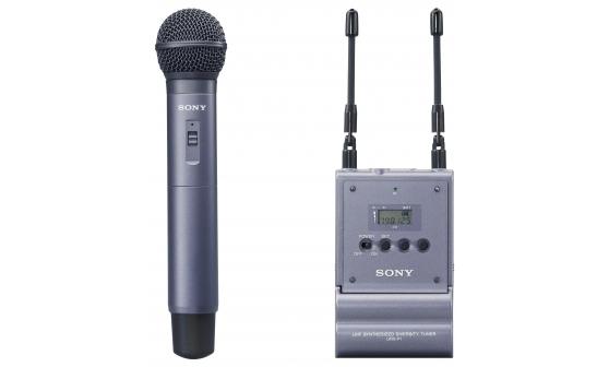 UHF Synthesized Wireless Microphone UWP-C2