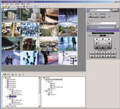 Multibrowser Software VN-S400U