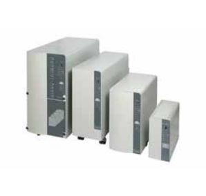 Inverter onda sinusoidale pura; Ingresso 48 Vdc (range ingr. 39-80 Vdc); uscita 230 Vac 50 Hz; Corr. uscita 30 A - 6900W