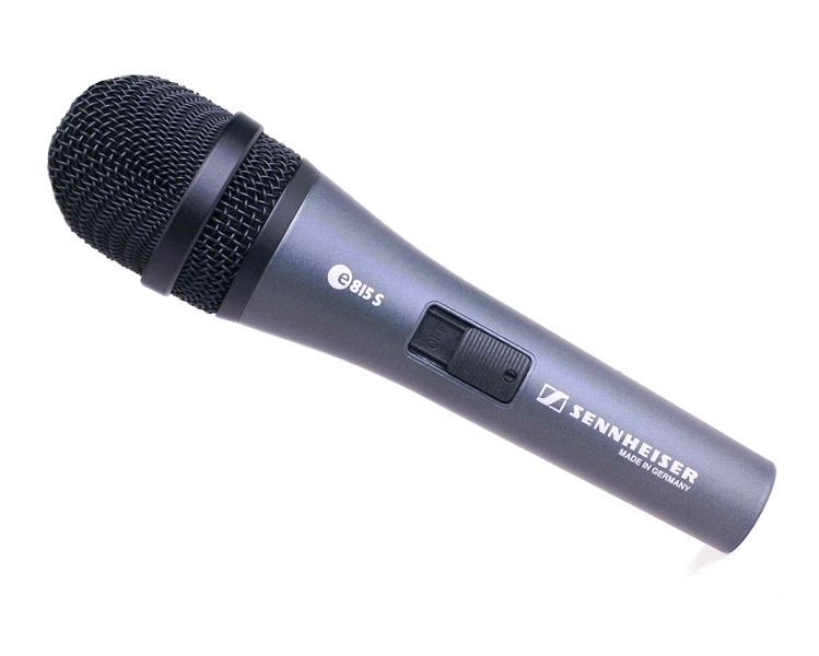 Professional Dynamic Vocal Microphone e815 S-J