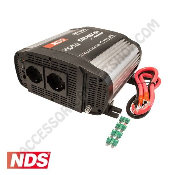 INVERTER 12V-1000W ONDA MODIFICATA