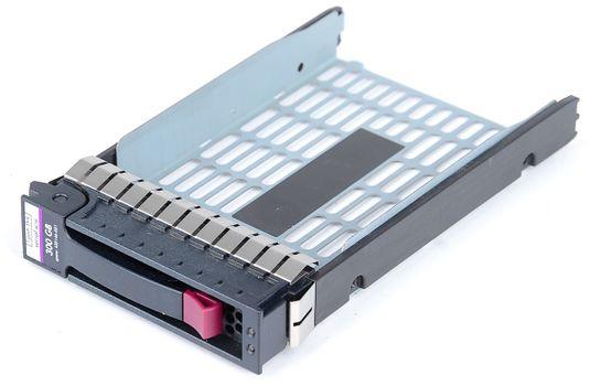 HP 35'' LFF Carrier SAS / SATA Hoto Swap Ragmen Disk Tray für G5, G6, G7 Server / Storage Systeme - 335536-001 464507-001