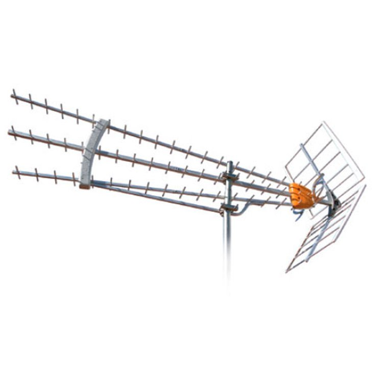 Antenna UHF DAT-HD BOSS 75 G 12:19dB A/R 32dB