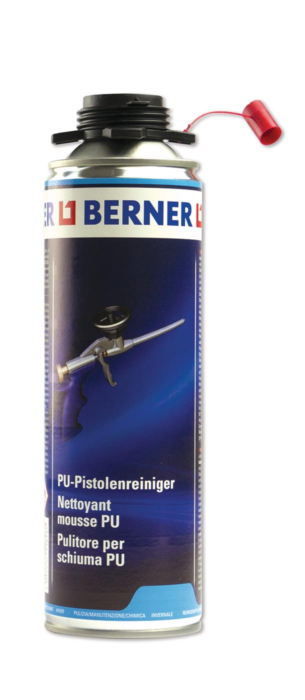 Pulitore per schiuma PU500 ml, Bomboletta spray