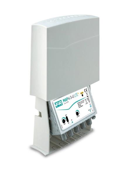 Amplificatore MAP 2r345U LTE / 40-42 MAP EVO