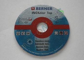 DISCO TAG INOX ST125X1,0X22 P