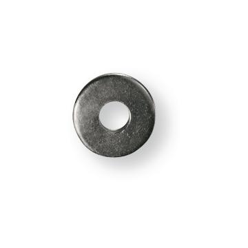 Rondella PIANA M8 24mm acciaio inox A2