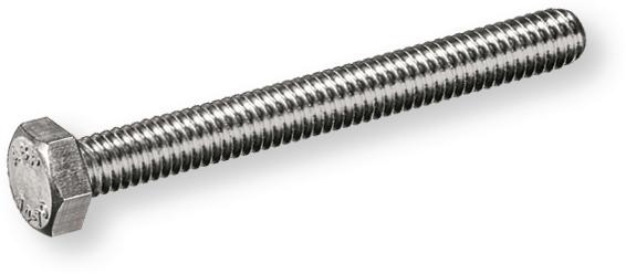 Bullone DIN 933 10X60 Inox A2 M10 Conf. 50pz