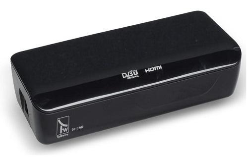 DECODER DGTV DVB-T2 HD USB- HDMI-SCART USB PLAYBACK