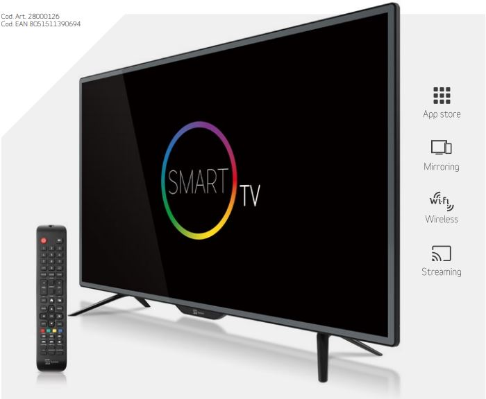 TV Smart Android 40
