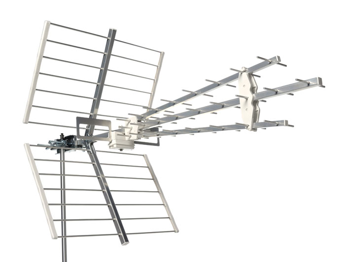 Antenna Yagi 3-LINE IV/V 11,5:15,5dB 21:60 (LTE FREE) 37el