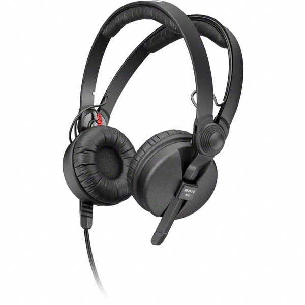 On Ear DJ Headphone HD25-II