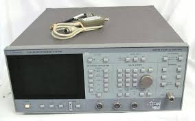 Strumento Analizzatore 1 to 3000 Mhz