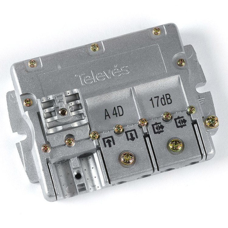Derivatore 2 vie 5:2400MHz Easy F 12dB Televes responsive