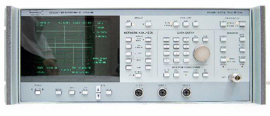 Strumento Analizzatore 10 to 16 GHz