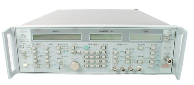 Strumento Analizzatore 10 Mhz ti 20 GHz