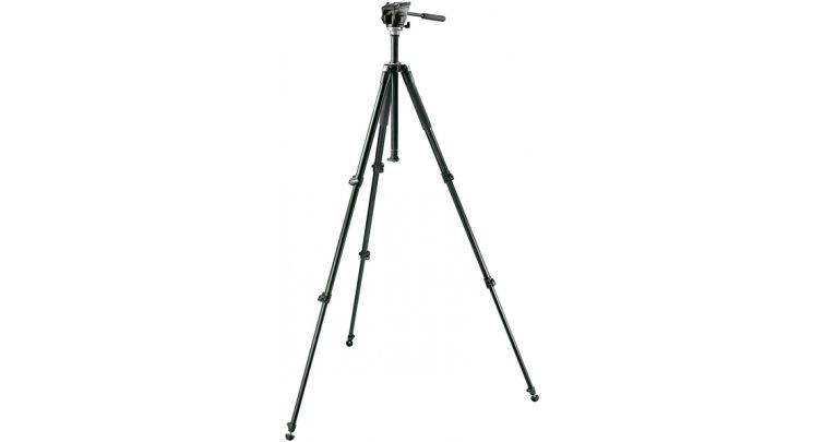 Pro Video Head Tripod Mbag 80 701RC2,055BK