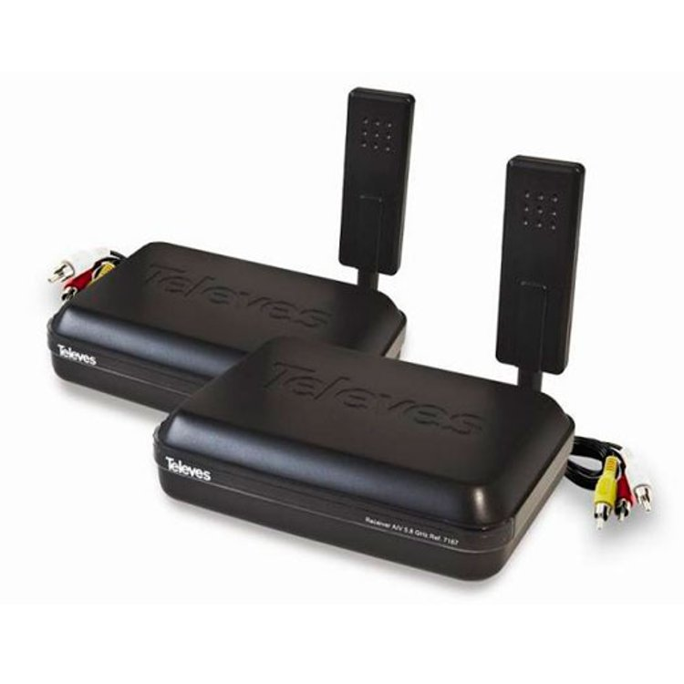 Ripetitore Wireless AV 5.8GHz compatibile Sky responsive