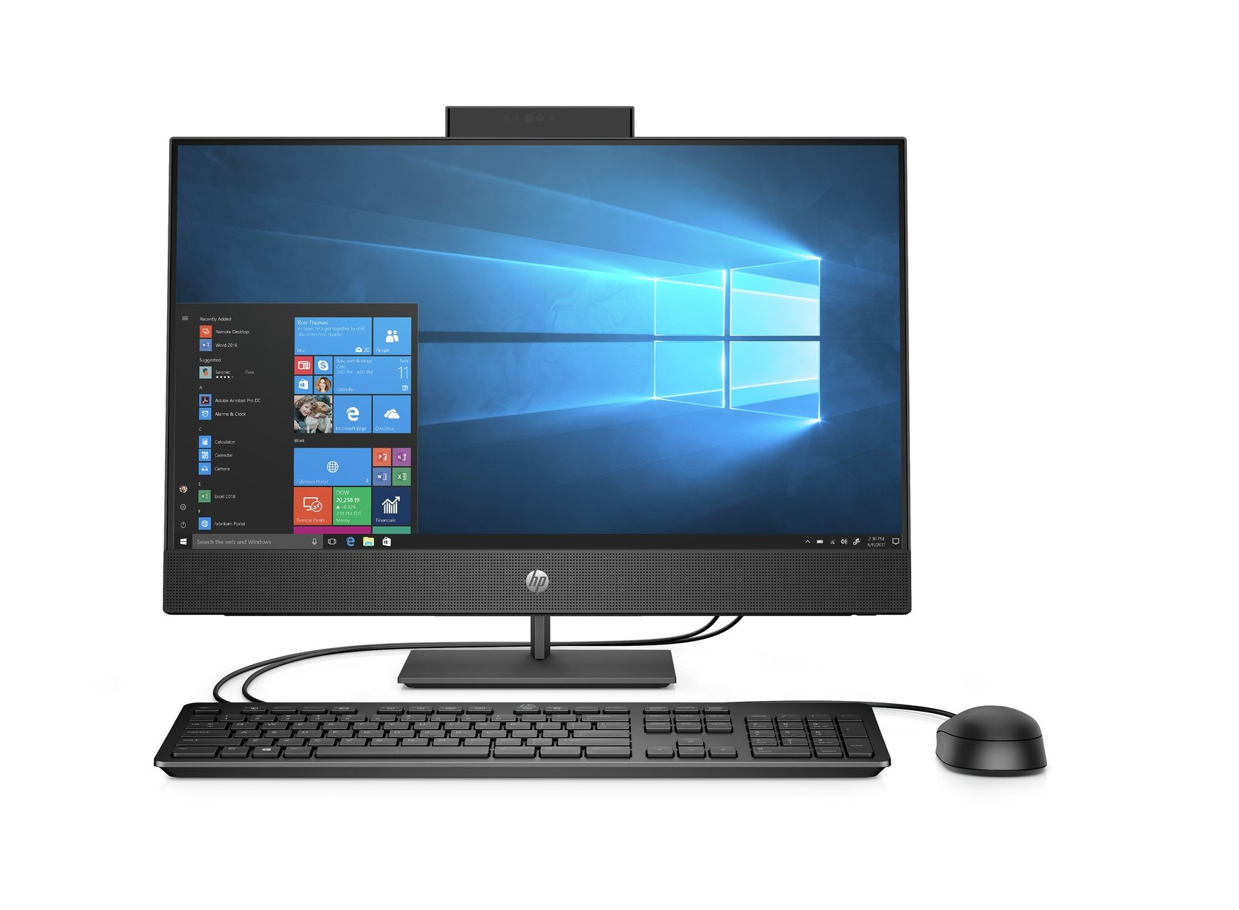 HP ProOne 440 G5 Desktop All-in-One PC