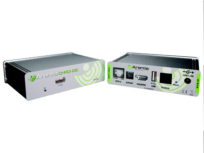 Chronos Digital Signage SYNC:STB+LIC+MEMORIA