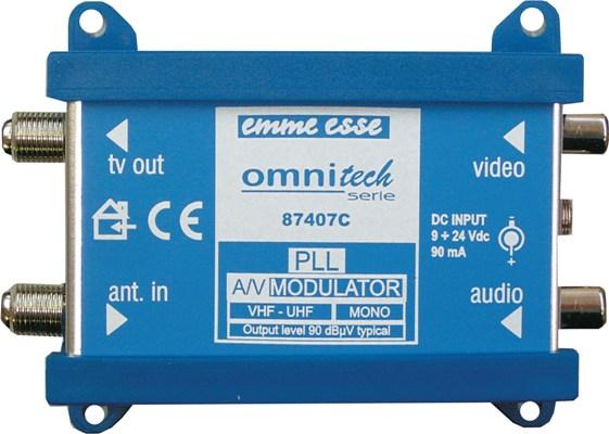 Modulatore A/V PLL VHF-UHF-90DB RCA