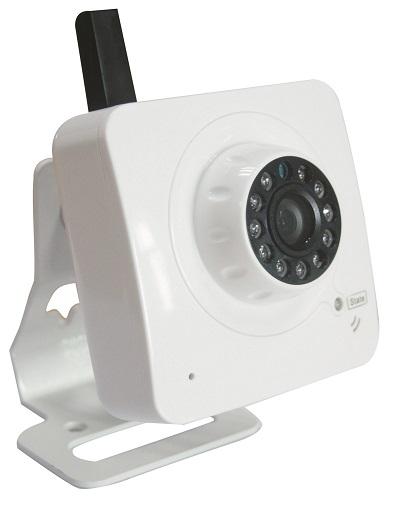 Ip Camera Indoor Wifi, 1.3Mp IR Led Mot. Det. SD Card