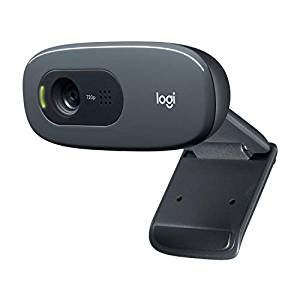 Webcam logitech C270 HD Microfono