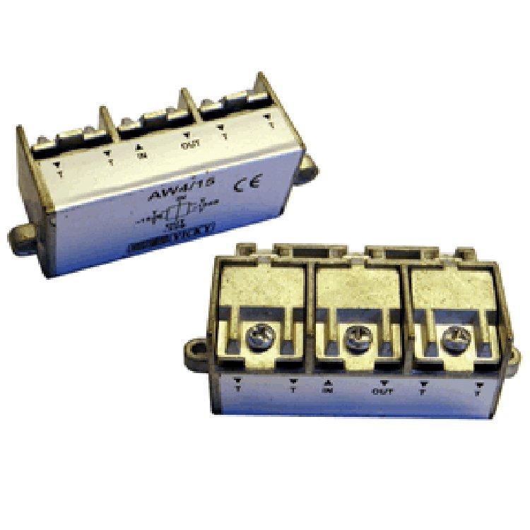 Derivatore 2 vie 5:2400MHz Easy F 15dB