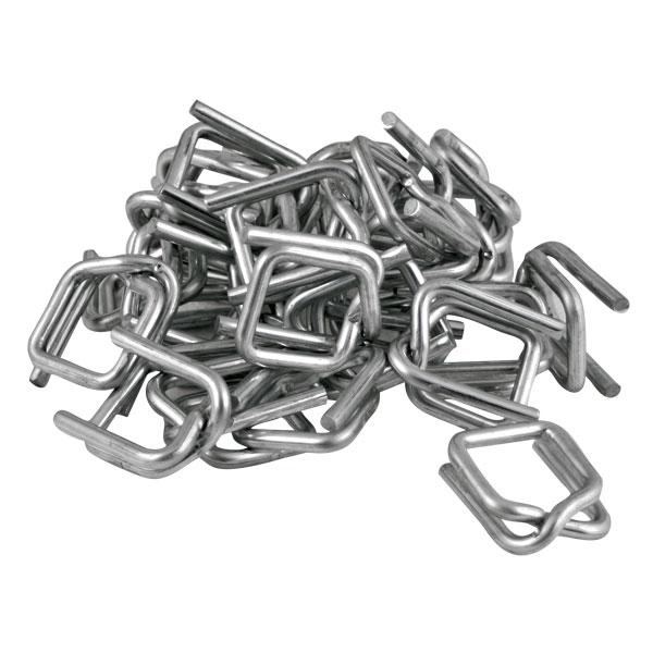 Sigilli autobloccanti 19 ferro 1000 pz