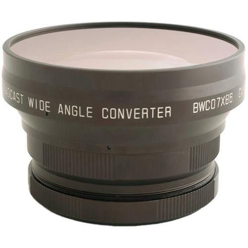 0.7x Broadcast Wide Angle Converter Lens